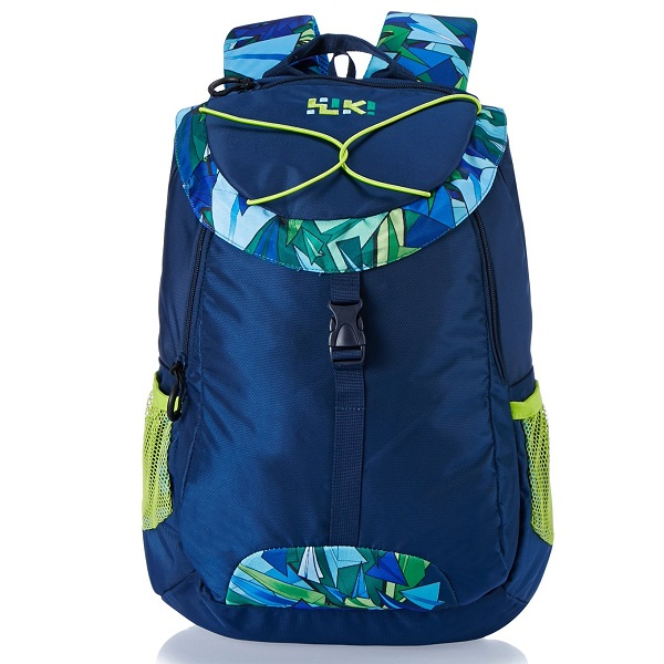 Wildcraft Daypack 34 Ltrs Blue Casual Backpack