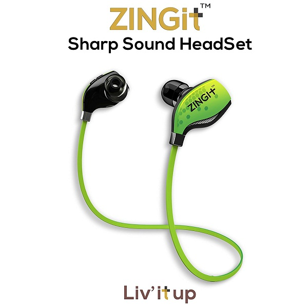 ZINGit Sharp Sound Bluetooth Headset