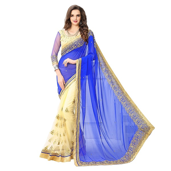 panchratna Clothing Saree