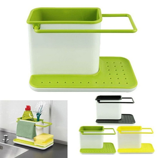 Styleys 3 IN 1 Kitchen Sink Organizer