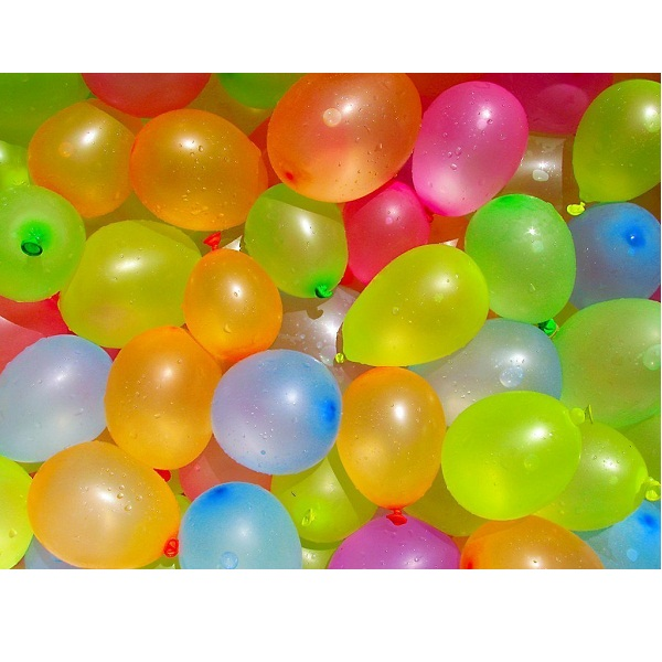 Sunshine Holi Water Balloons Pack of 500 Balloons