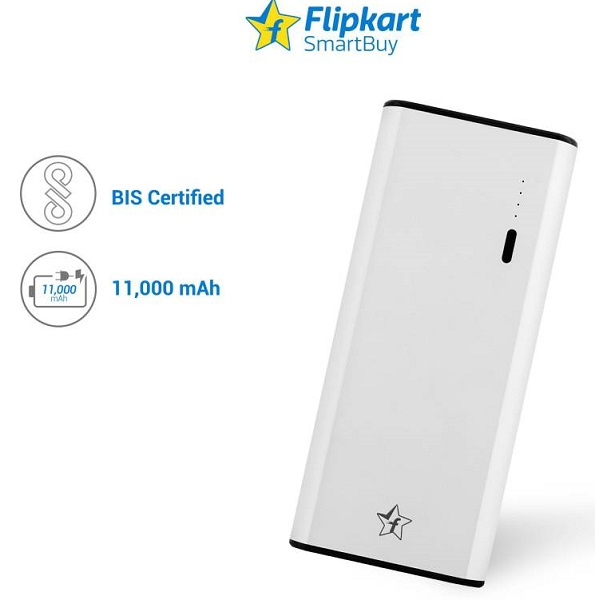 Flipkart SmartBuy EL2110 11000 mAh Power Bank