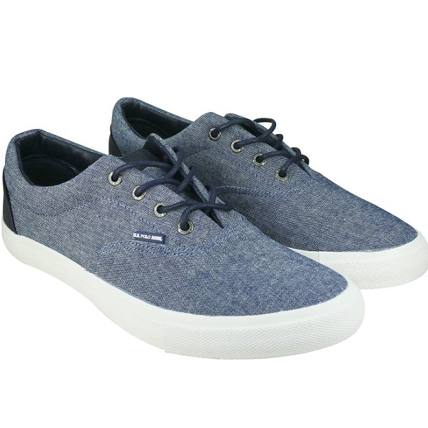 U S Polo Assn CANVAS LACE UP Canvas Shoes