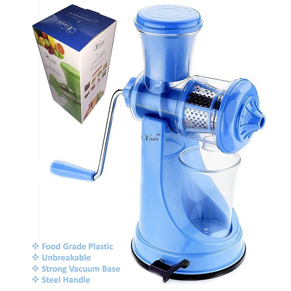 Vivir fruit and vegetable juicer