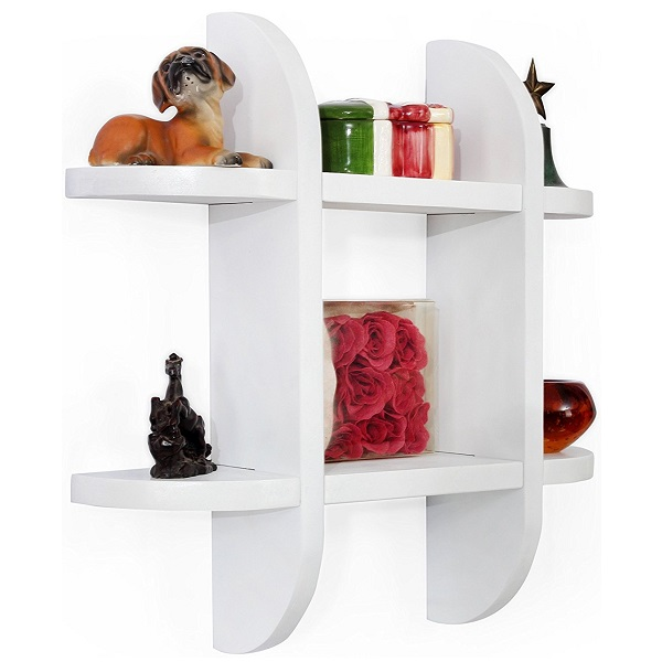 Forzza Ron Wall Shelf