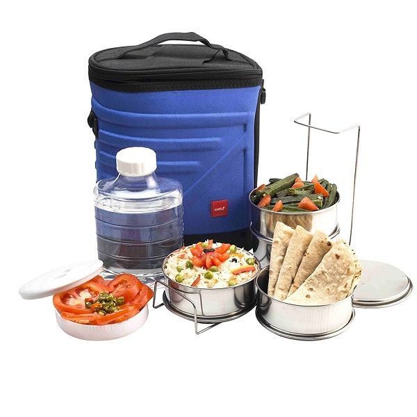Cello Archo 3 Container Lunch Packs