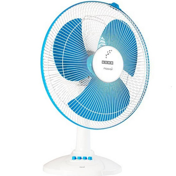 Usha MAXX AIR NEW 3 Blade Table Fan