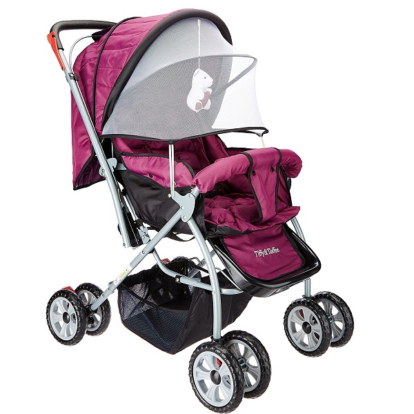 Tiffy And Toffee Baby Stroller Pram Maxtrem