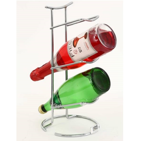 Home Care Stainless Steel Bottle Rack Cellar
