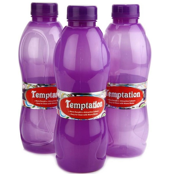 Ruchi Temptation Round 1200 ml Bottle Pack of 3