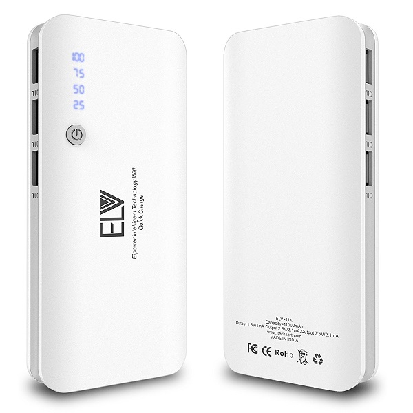 Power Bank E LV 11000mAH Power Bank