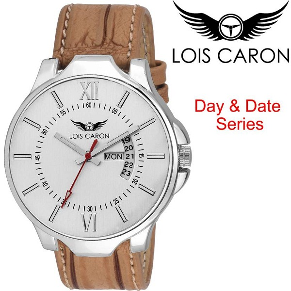 Lois Caron Analog Watch