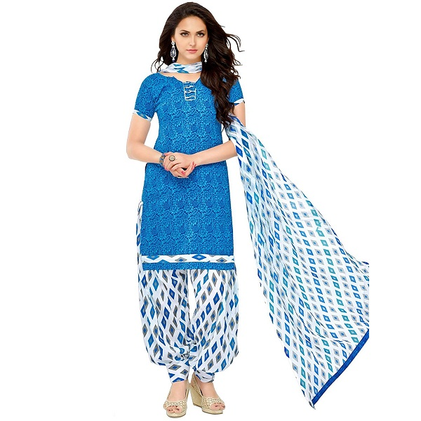 Kanchnar Womens Dress Material