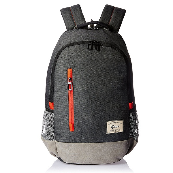 Gear Polyester 28 Ltrs Backpack
