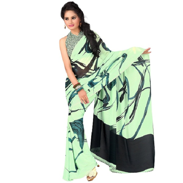 Womens Georgette Sarees