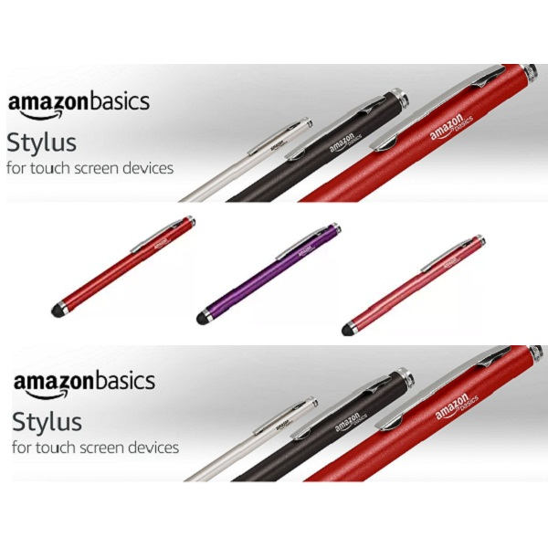 AmazonBasics Capacitive Stylus for Touchscreen Devices