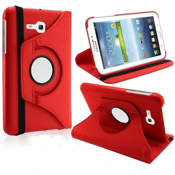 Elite Flip Case Book Cover 360 Degree Samsung Galaxy Tab 3