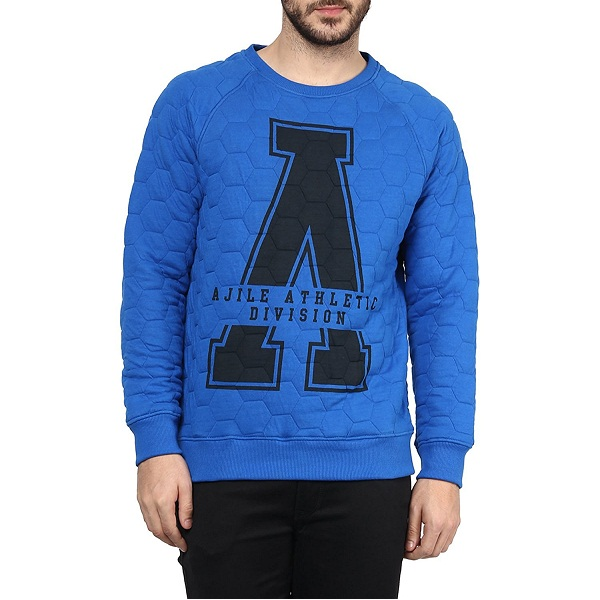 Ajile by Pantaloons Mens Cotton Sweat Shirt