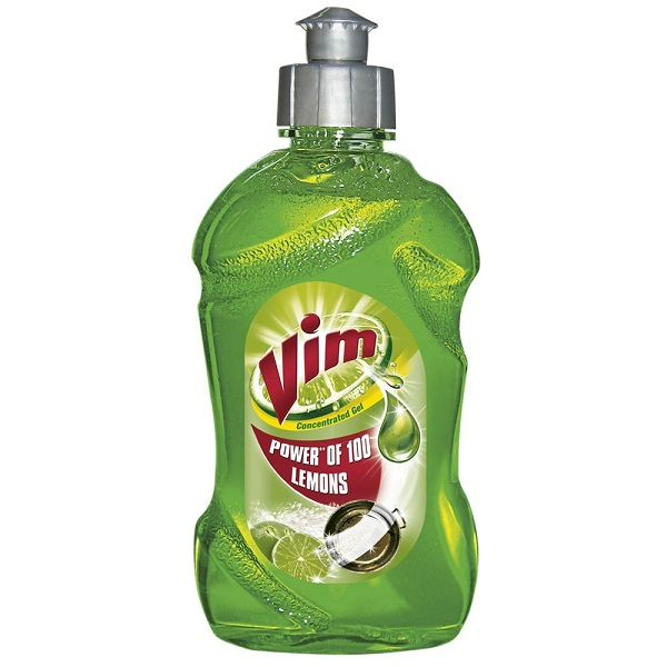 500 ml Vim Liquid Green Bottle