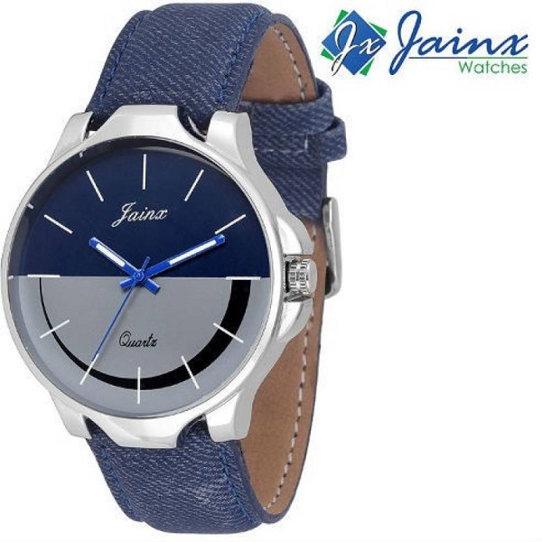 JAINX JM202 Multi Color Dial Analog Watch