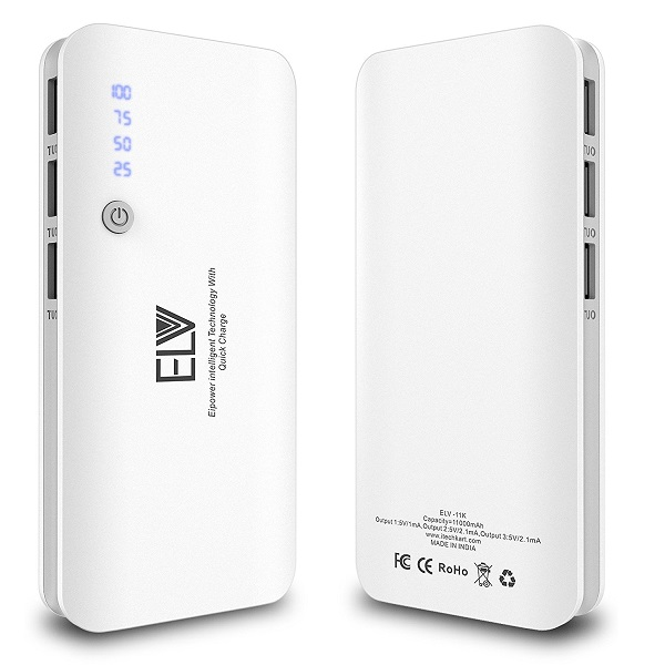 E LV 11000mAH Lithium ion Polymer Univeral Power Bank