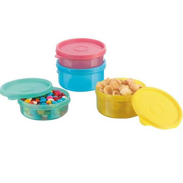 MasterCook Pack of 4 Food Storage