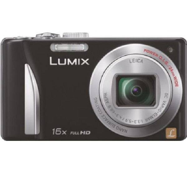 Panasonic Lumix 12MP Point and Shoot Digital Camera
