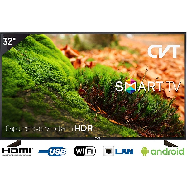 CVT 32 inch HD ready SMART LED TV