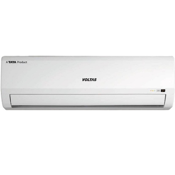 Voltas 5 Star Split AC White