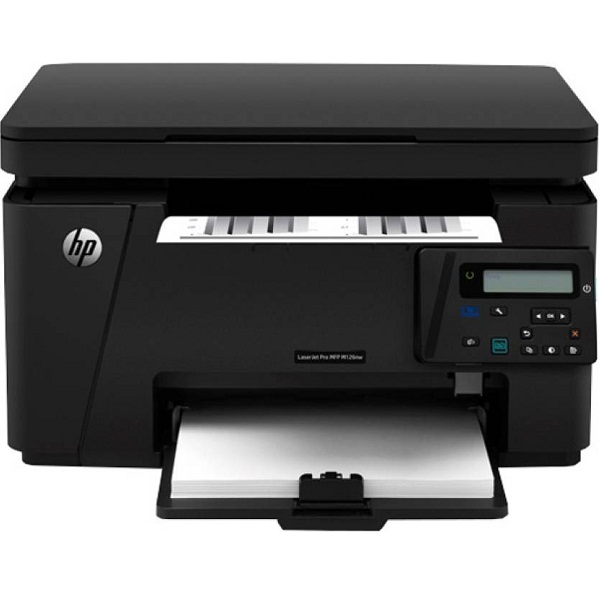 HP LaserJet Pro MFP M126nw Multi function Printer
