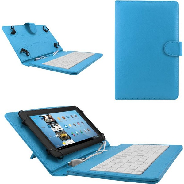 DMG Keyboard Case for OTG Enabled 7 inch Android Tablets