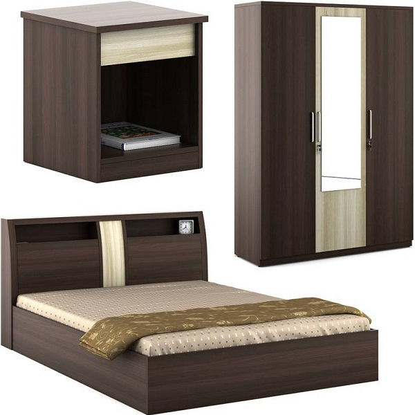 Spacewood Bedroom Sets