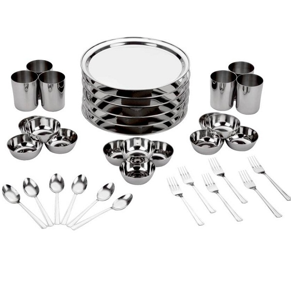 Bhalaria Pack of 36 Dinner Set