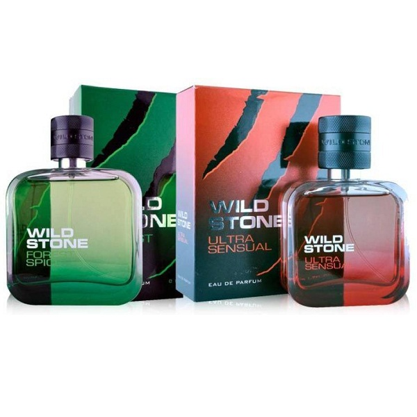Wild Stone Forest Spice And Ultra Sensual Pack Of 2