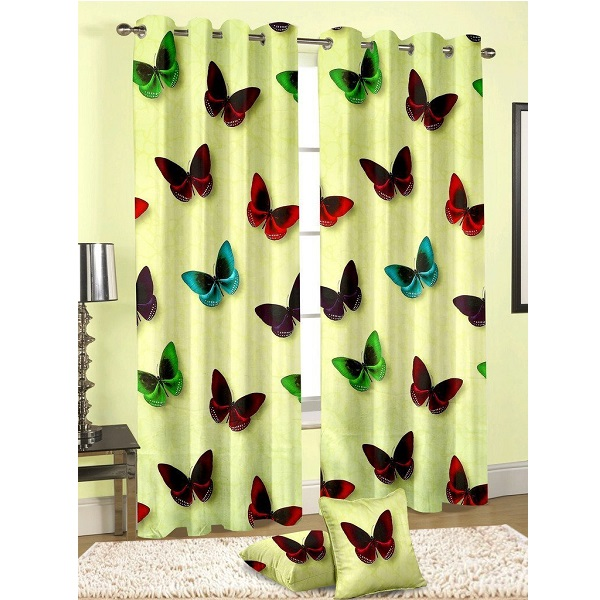 Cortina Digital Door Curtain