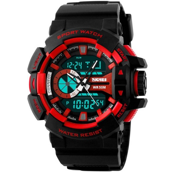 Skmei S073C0 Analog Digital Watch