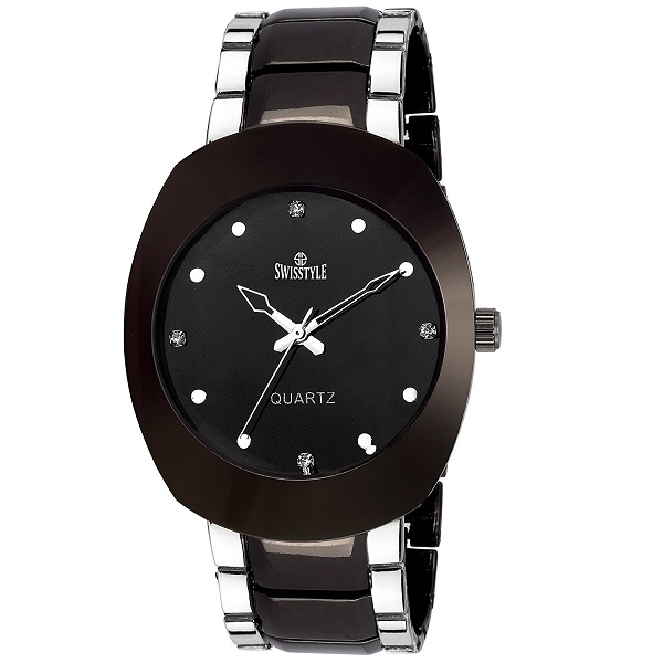 SWISSTYLE Analogue black Dial Women Watch