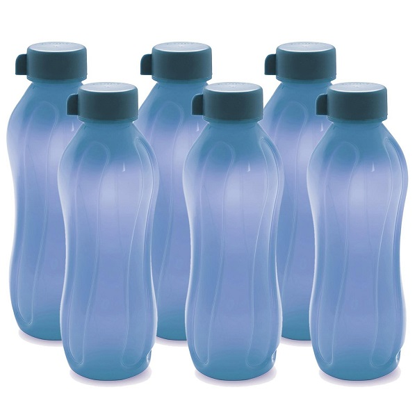 Cello Aqua Kool Polypropylene Bottles Set of 6