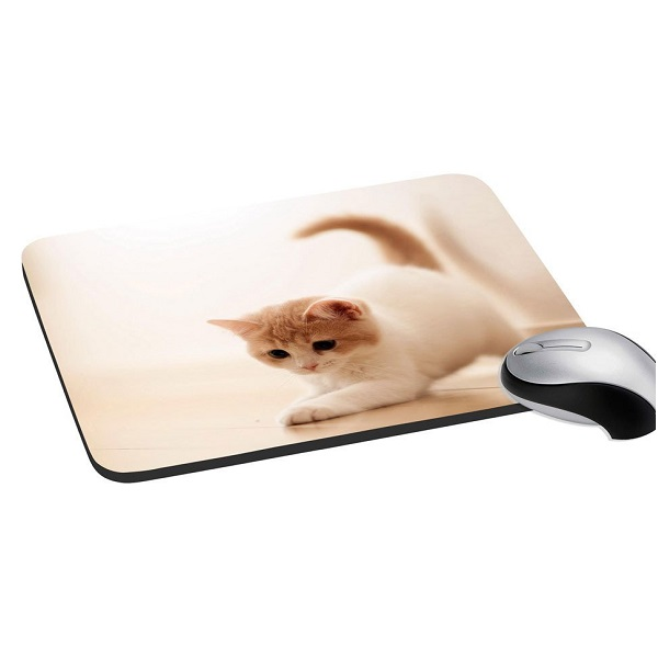 meSleep Cat Mouse Pad