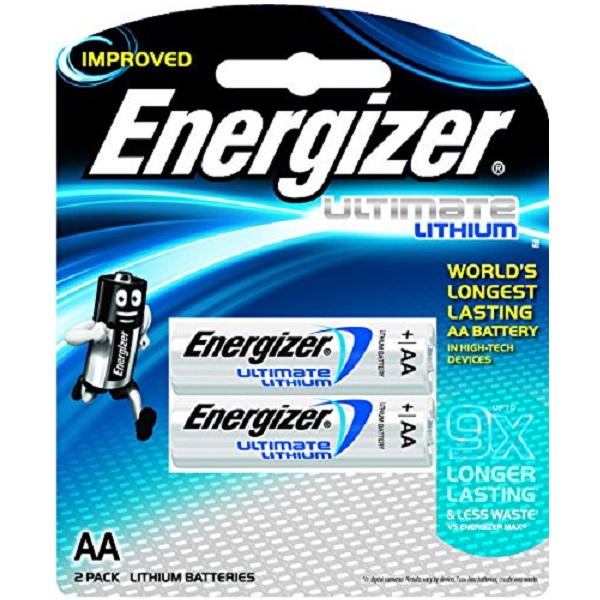 Energizer Lithium Battery Ultimate