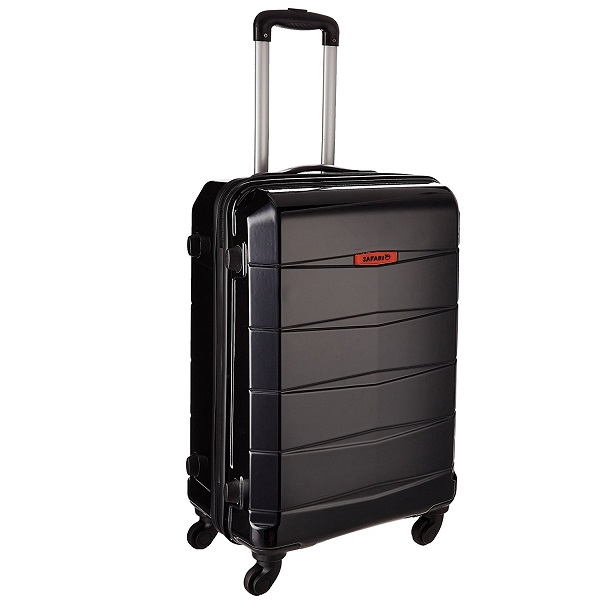 Safari Re Gloss Suitcases