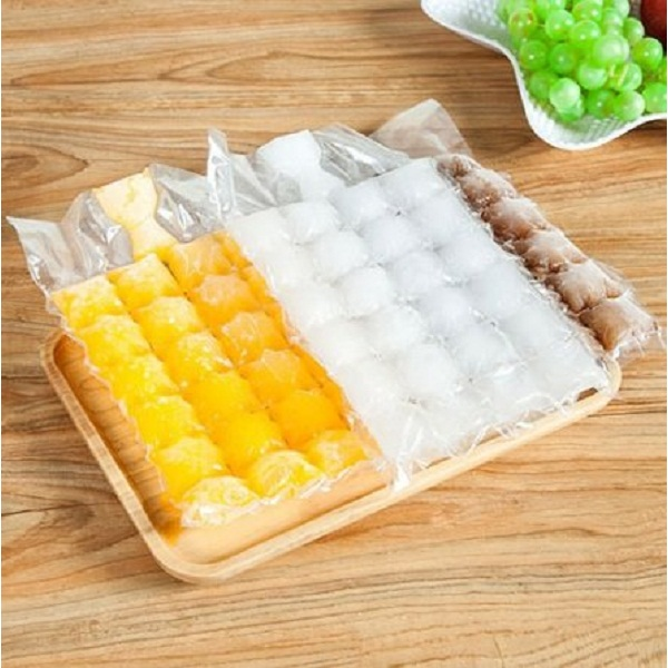 JERN Pack of 5 Disposable Ice cube making bags