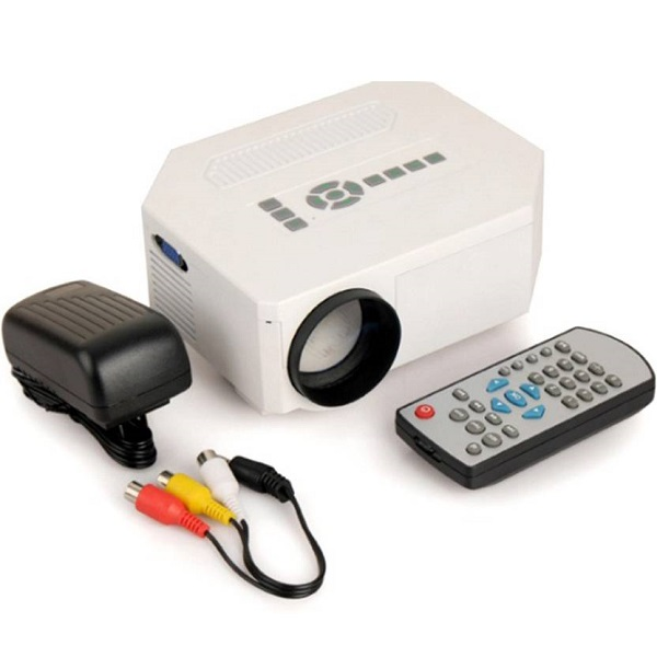 Vox 150 lm LED Corded Portable Projector