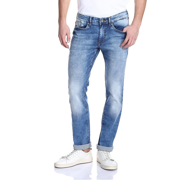 Symbol Mens Slim Fit Jeans