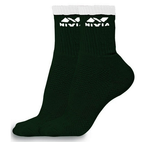 Nivia SS852 Sports Cotton Low Ankle Socks