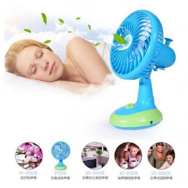 Mini Fan Free Angle Adjustment USB Fan