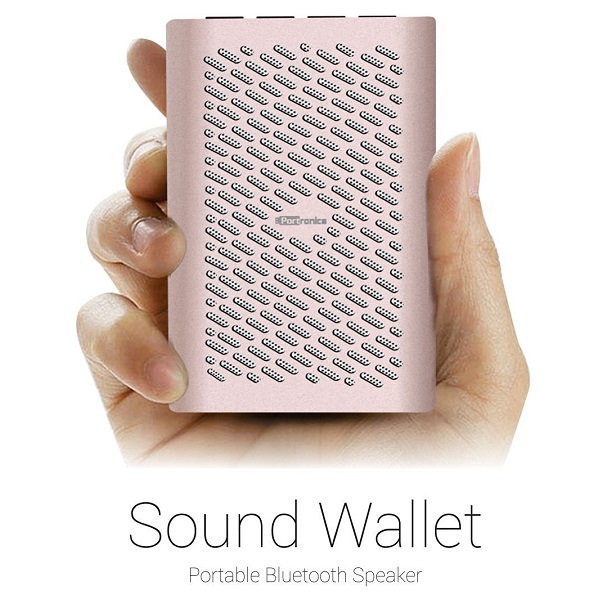 Portronics POR 524 Sound Wallet Speaker