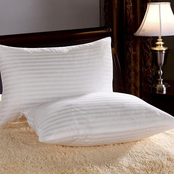 Linenwalas Classic 5 Star Hotel Pillow with Pillow Covers