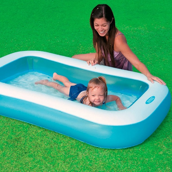 Intex Inflatable Rectangular Pool