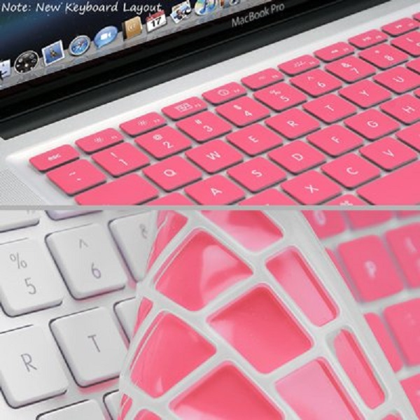 PINDIA MACBOOK PRO NORMAL SILICON KEYBOARD COVER